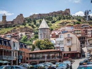 автобусные туры в грузию из ростова, экскурсии в тбилиси
