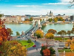 экскурсия на пароходе по дунаю будапешт, гид в будапеште