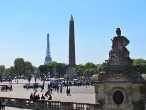 маршрут по достопримечательностям парижа, экскурсии в париже