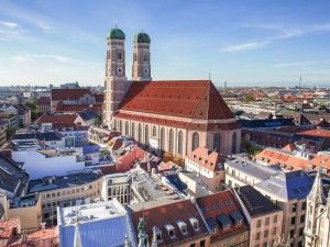 достопримечательности мюнхена на немецком, экскурсии в мюнхене