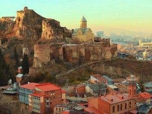 лучший тур в грузию, экскурсии в тбилиси