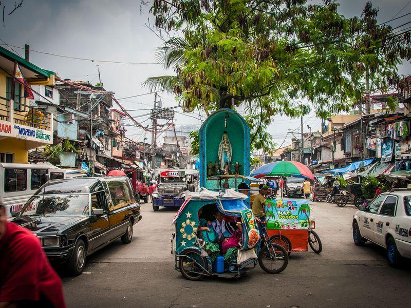 город маниле филиппины достопримечательности, экскурсии в маниле