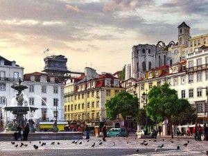 экскурсии в португалии экскурсионные туры, экскурсии в лиссабоне