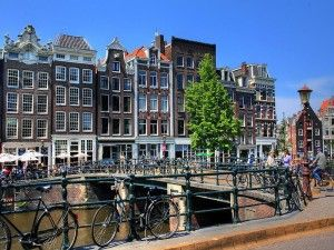 прага амстердам экскурсия, гид в амстемерда