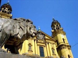 мюнхен достопримечательности что посмотреть за 1 день, экскурсии в мюнхене