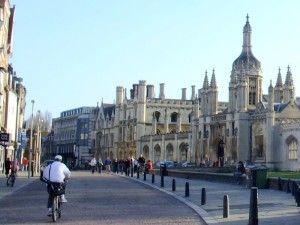 экскурсовод в кембридже, гид в кембридже