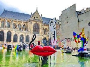 туры в париж, экскурсии в париже