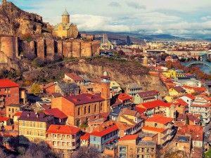 туры в грузию программы, экскурсии в тбилиси