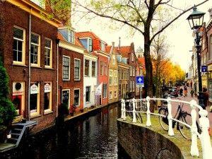достопримечательности нидерландов, гиды в делфте