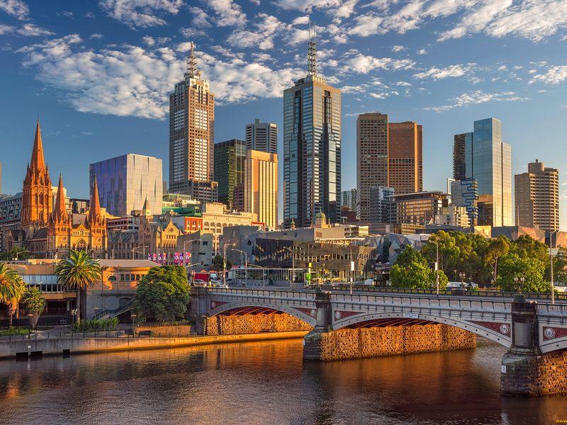индивидуальные экскурсии в мельбурне на русском языке