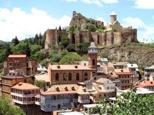 горящие туры в грузию из спб, экскурсии в тбилиси