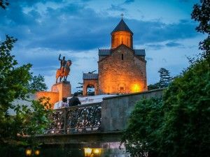туры в грузию из кмв 2020, экскурсии в тбилиси