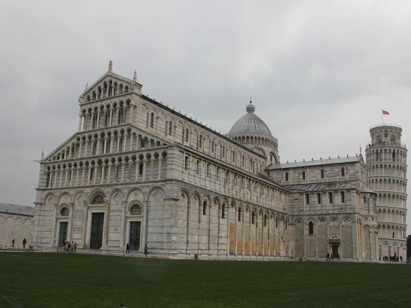 экскурсии из пизы в другие города италии, гид в пизе