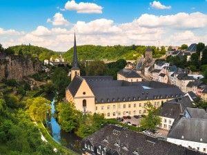 люксембург карта достопримечательностей на русском языке, экскурсии в люксембурге