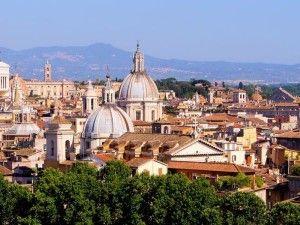 тур города искусств рим, экскурсии в риме
