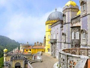 тур королевская португалия, экскурсии в лиссабоне