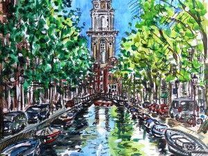тур в амстердам из ростова, экскурсии в амстердаме
