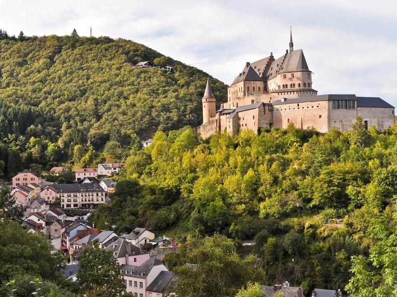 люксембург экскурсия, гид в люксембурге