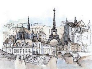 комбинированные туры париж, экскурсии в париже