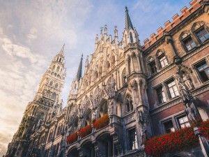 достопримечательности мюнхена на немецком языке, экскурсии в мюнхене
