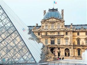 схема достопримечательностей парижа, экскурсии в париже