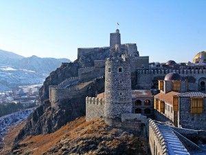 грузия города достопримечательности, экскурсии в тбилиси