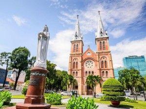 хошимин вьетнам достопримечательности и экскурсии, гид в хошимине