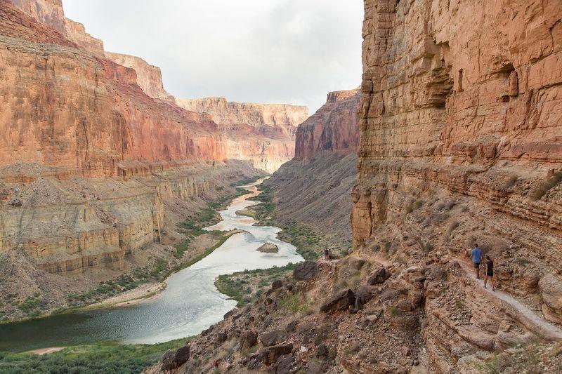 Гранд-Каньон, река Колорадо