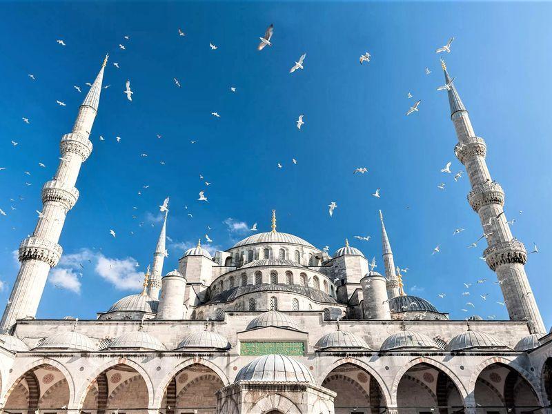 экскурсии в стамбуле от тез тур, экскурсии в стамбуле