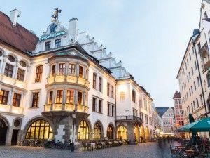 центр мюнхена достопримечательности, экскурсии в мюнхене