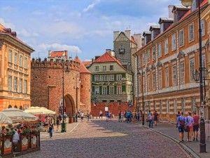 экскурсии в варшаву из москвы, экскурсии в варшаве