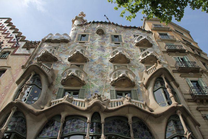 Дом Бальо, Барселона
