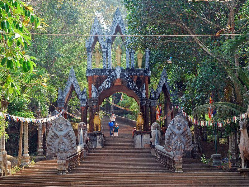 побережье камбоджи экскурсии, гид в сием реапе