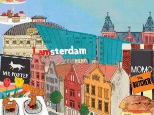 трипстер экскурсии по амстердаму, гид в амстердаме