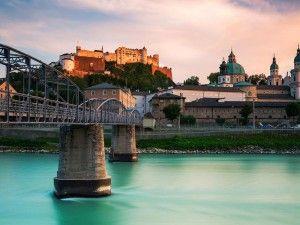 экскурсия зальцбург на русском, гид в зальцбурге