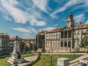 туры экскурсия португалия, гид в порту