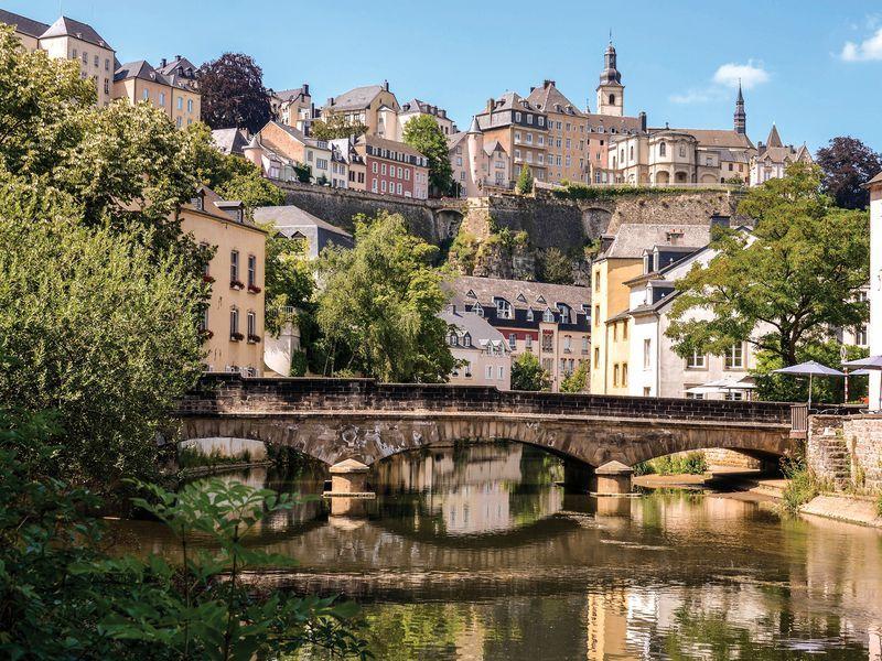 индивидуальные экскурсии в люксембурге на русском языке