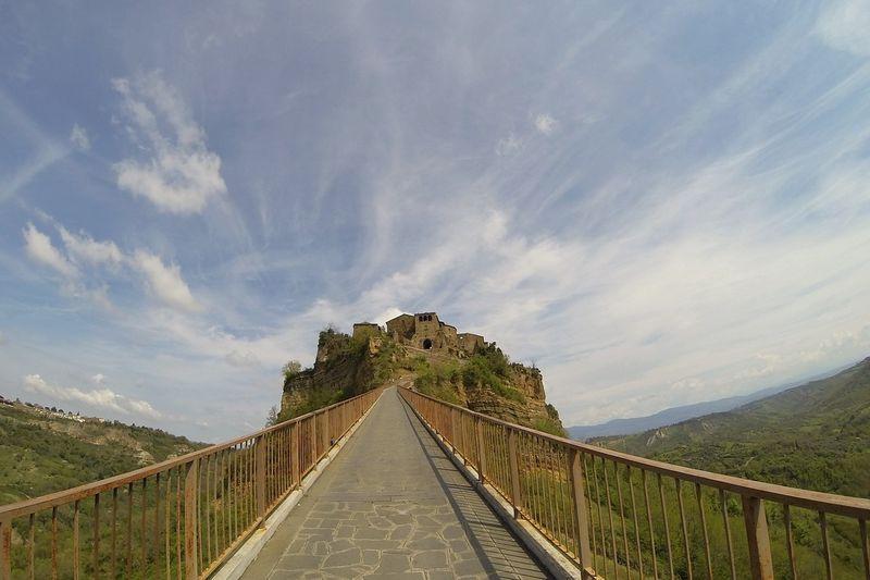 Чивита ди-Баньореджо, Витербо