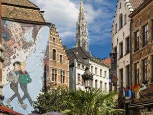 бельгия фото достопримечательности, экскурсии в брюсселе