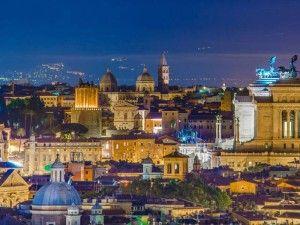 ночная экскурсия в колизей рим, гид в риме