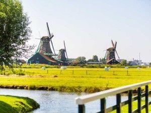 тур в амстердам из минска на автобусе, экскурсии в амстердаме