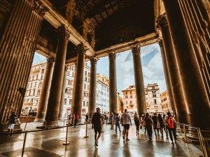 виртуальная экскурсия по риму, гид в риме