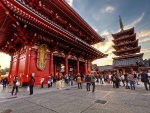 владивосток токио тур, экскурсии в токио