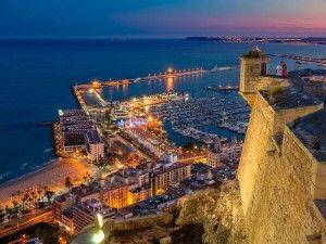 экскурсии в испании цены, гид в аликанте