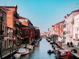 северная венеция экскурсия по каналам, гид в венеции