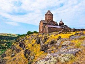 армения карта достопримечательностей на русском, гиды в ереване