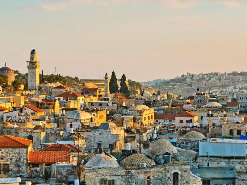 паломническая экскурсия в иерусалим, гиды в иерусалиме