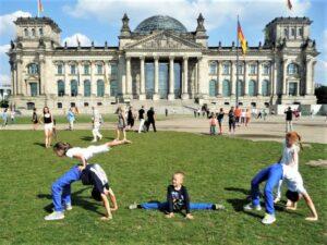 групповые экскурсии в берлине на русском, гид в берлине