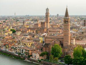 экскурсии верона италия, экскурсии в вероне