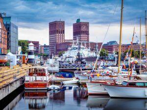 норвегия осло достопримечательности фото, гид в осло
